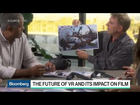 How Virtual Reality Is Impacting Storytelling