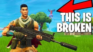 This strategy is OVERPOWERED - Fortnite Battle Royale Gameplay