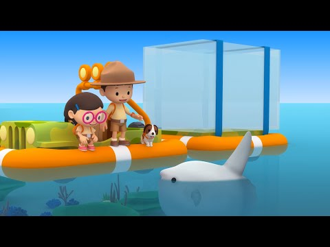 Mola / Ocean Sunfish - Leo The Wildlife Ranger Minisode #154