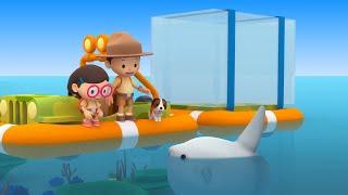 Leo the Wildlife Ranger Minisode #154 - Mola Mola / Ocean Sunfish