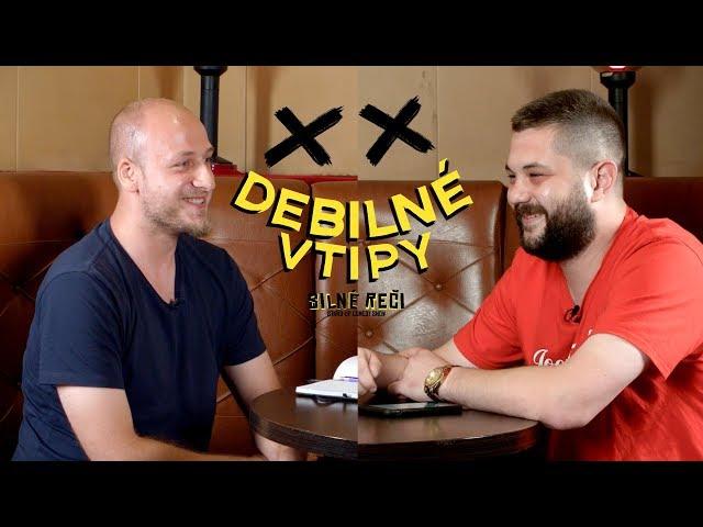 Debilné vtipy #3 - Matej Makovický vs. Joe Trendy