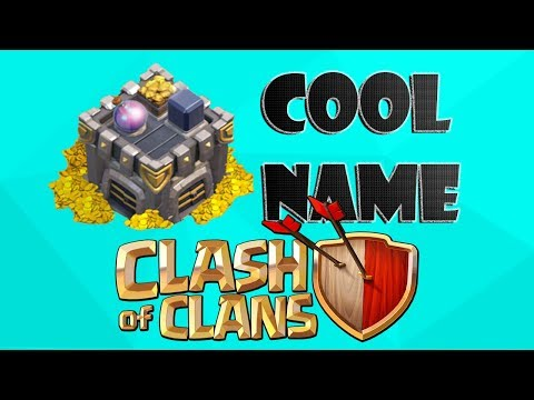 Clash Of Clans - 20 Best Clan Names