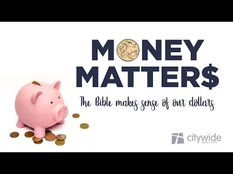 07 - To tithe or not to tithe...
