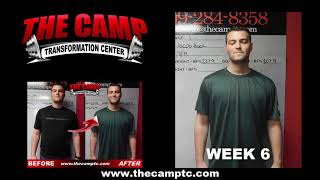 Modesto Weight Loss Fitness 6 Week Challenge Results - Jacob Hook