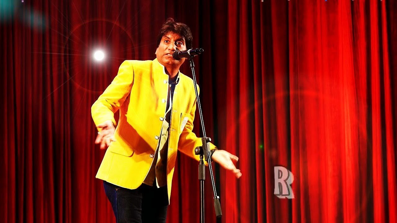 PART-2  RAJU SRIVASTAV BEST STAND UP COMEDY FEBRUARY 2018