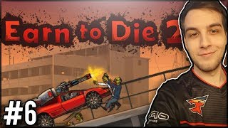 FARBUJEMY WŁOSY?! - Earn to Die 2 PC #6