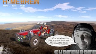 Homebrew Vehicle Sandbox: Current State of The Game [HB14]