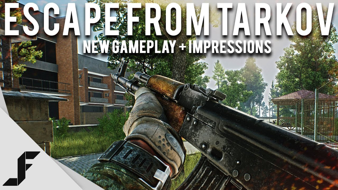 Escape from Tarkov - Catch All   Gamers With Jobs