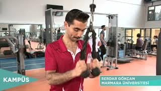 Marmara Üniversitesi - Marmarada Öğrenci Olmak-Spor Bilimleri Fakültesi
