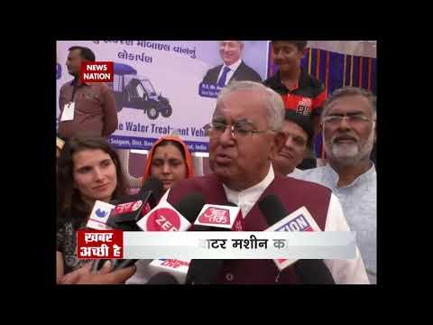 Khabar Achi Hai: Israel gifts Water Purifying vehicle GalMobile to India