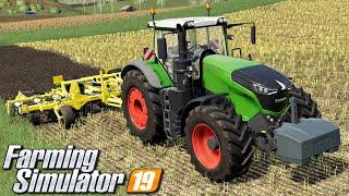 Zakup ciągnika Fendt 1050 - Farming Simulator 19 | #84