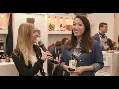 Gelson's Talks With Health-Ade Kombucha at the Natural Products ...