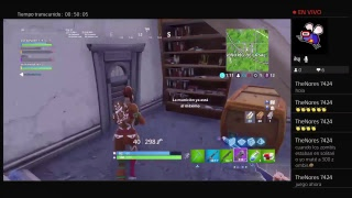 Fortnite Battle Royale Duo with cookie skin