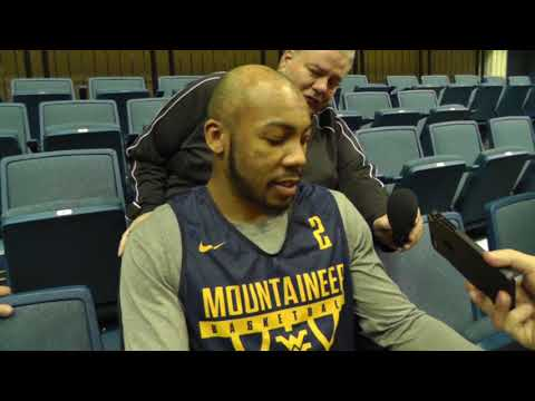 Jevon Carter interview 11-29-17