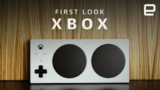 Xbox Adaptive Controller First Look