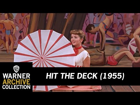 Hit The Deck (1955) – A Kiss Or Two - Debbie Reynolds