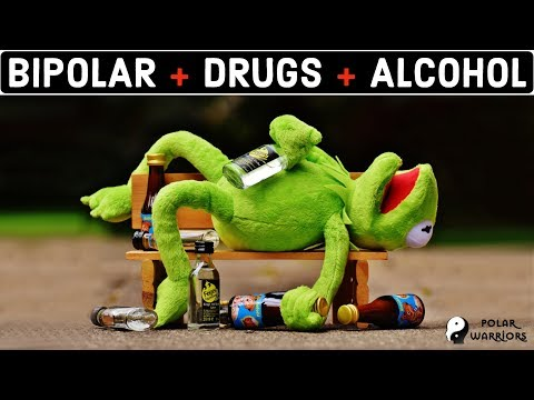"Faces of Bipolar Disorder (PART 8) ""DRUG & ALCOHOL Addiction – Dual Diagnosis"""