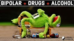 "Faces of Bipolar Disorder (PART 8) ""DRUG & ALCOHOL Addiction - Dual Diagnosis"""