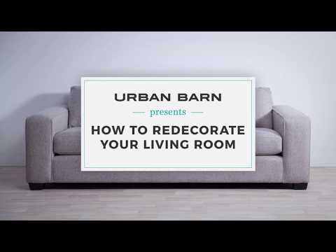 How To Redecorate Your Living Room