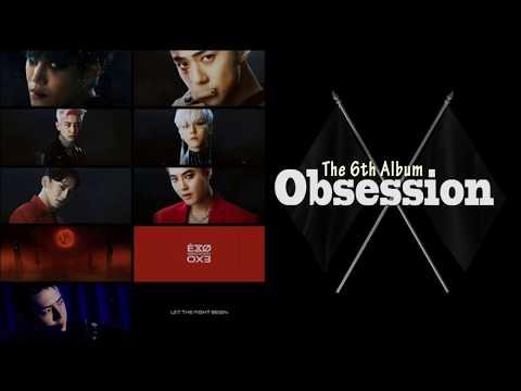 Download EXO 엑소 - OBSESSION The 6th Album  Full Album Mp4 baru