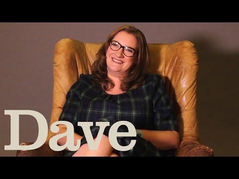 Sarah Millican Interview | Crackanory | Dave
