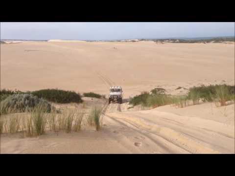 HJ47 Troopy Vic trip 2017