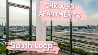 TOURING CHICAGO APARTMENTS - South Loop