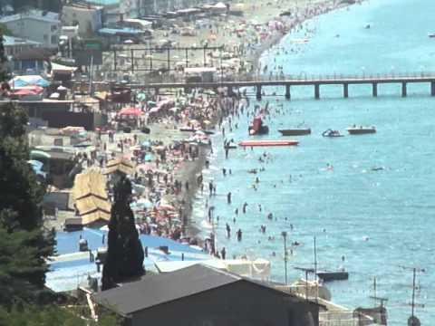 лазаревское море  картинки