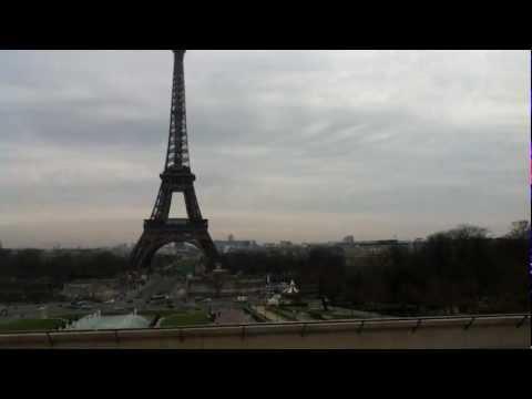 Paris - Trocadero - Sirenes.MOV