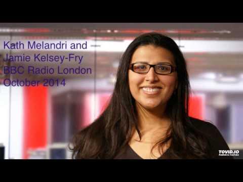 Jamie Kelsey-Fry and Kath Melandri October 2014