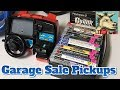 Garage Sale Pickups - Retro Video Games - Live in Austin