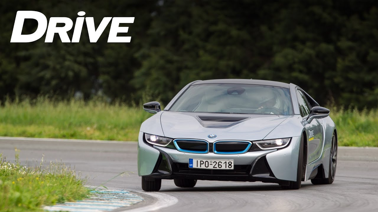 BMW i8 Road and Track Test by DRIVE Magazine English subs