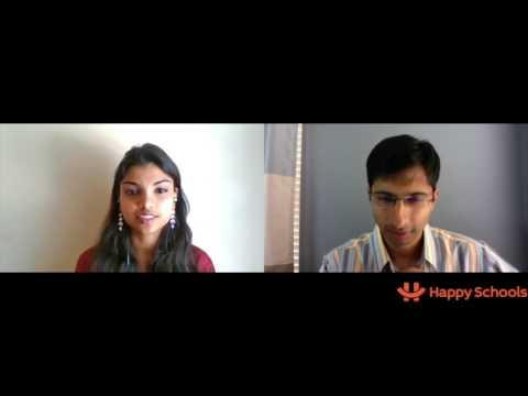 University of Texas San Antonio - Indian Student Interview