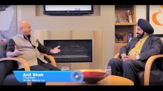 Incredible Indian - Anil Shah interviews Nav Bhatia