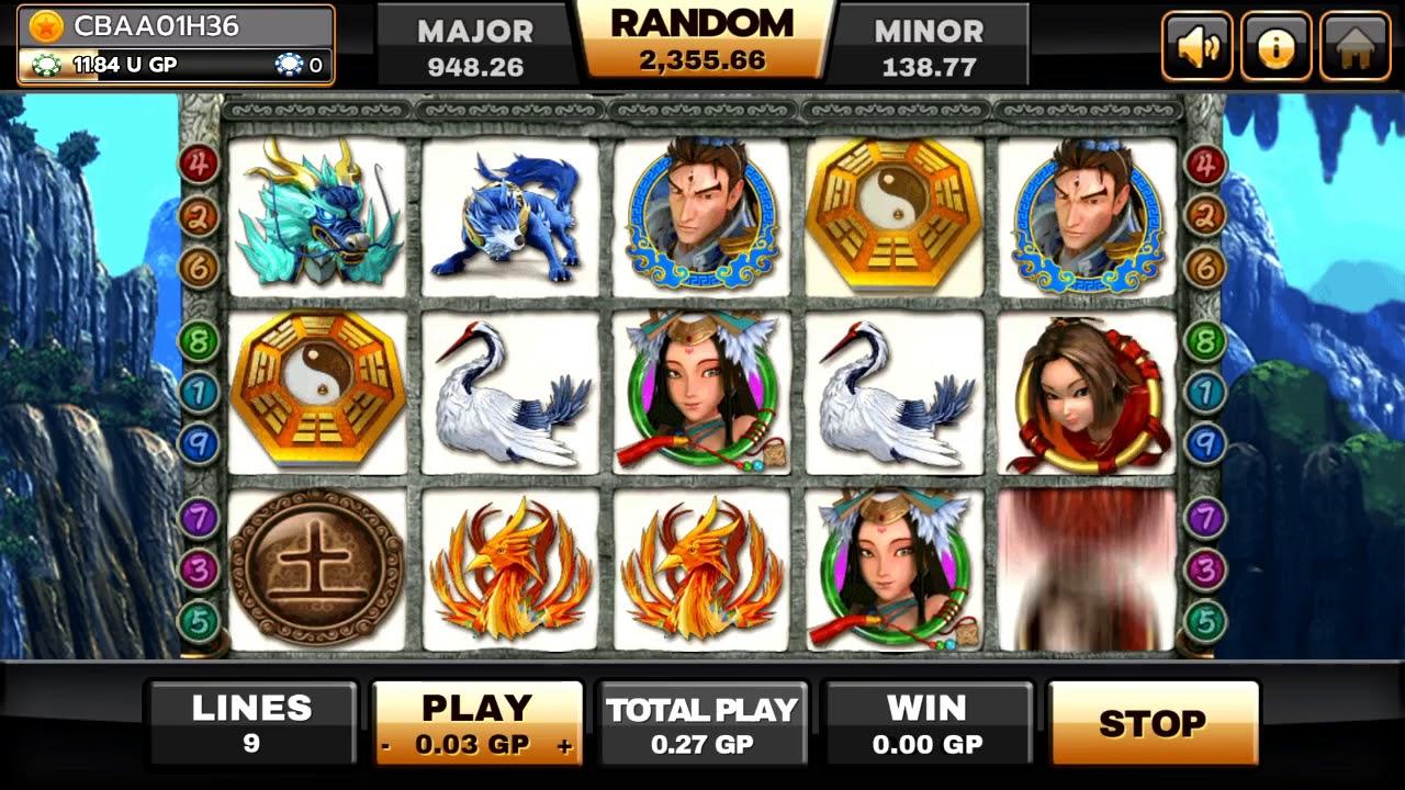 Joker123 Slot Game - YouTube
