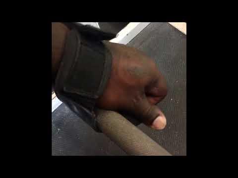 Warrior Genetics Lab Rubber Gripz