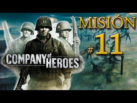 """Company of Heroes - Batalla de Normandía - Misión 11: """"Hébécrevon"""""""