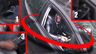 Dangerous Driver USING 3 MOBILE PHONES!!! @StopKillingCycl #DontRiskIt #mobile #phone