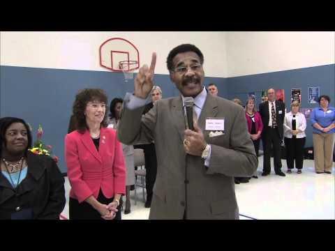 2010 Milken Educator Award Anika Williams, Grandvi...