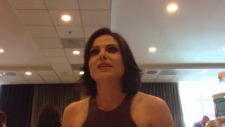 SDCC 2013 Once Upon A Time Interview with Lana Parrilla! Thumbnail