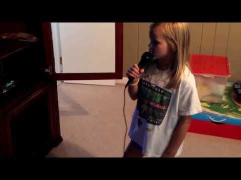The Bean crashes Call Me Maybe - Karaoke