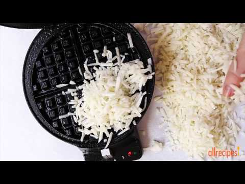 Waffle Iron Hacks | Kitchen Hacks | Allrecipes.com