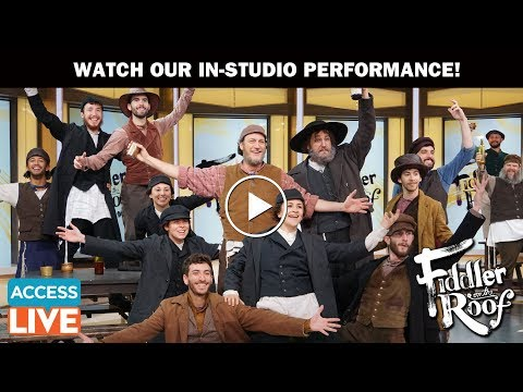 """FIDDLER ON THE ROOF performs on """"Access Live"""" (NBC)"""