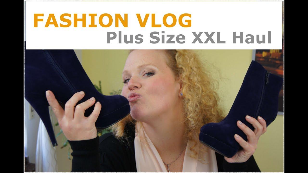 fashion haul xxl plus size mode schn ppchen f r frauen. Black Bedroom Furniture Sets. Home Design Ideas
