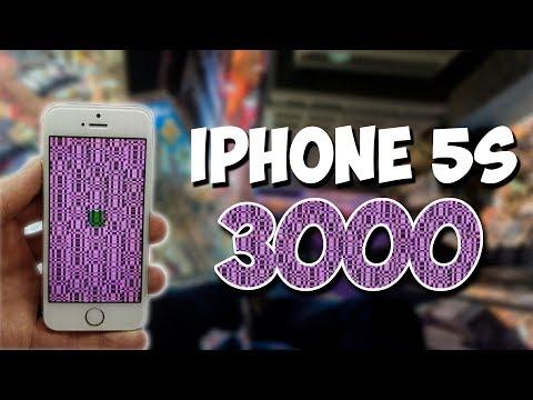 Купил IPhone 5s за 3000 рублей/ Путь до флагмана.