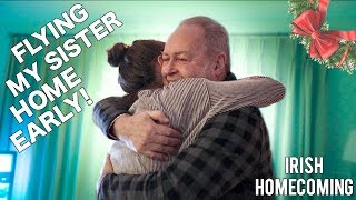 Early CHRISTMAS Homecoming (Surprised My Parents!) | Ben Kealy