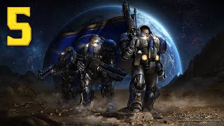 StarCraft: Remastered - Kampania Terran #5