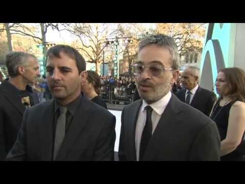 Star Trek Into Darkness London Premiere - Roberto Orci and Alex Kurtzman Interview