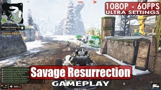 Savage Resurrection gameplay PC HD [1080p/60fps]
