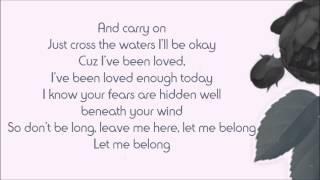 Скачать Cœur De Pirate Carry On Lyrics